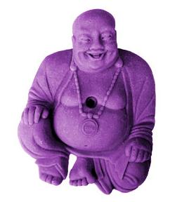 buddha climbing