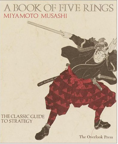"""miyamoto musashi"" ""the book of five rings"""