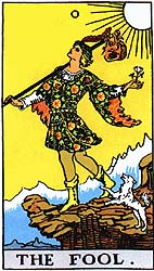 the-fool-rider-waite-tarot