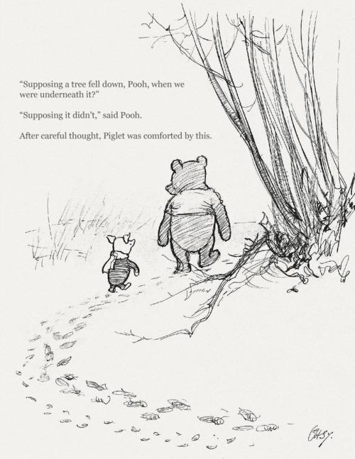 pooh worry anxiety anxious