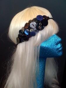 button headband