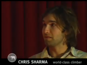 "chris sharma climber bouldering ""walk the talk show"""