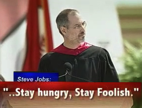 "steve jobs speech commencement stanford buddhist ""four reminders"""