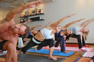 Ashtanga Yoga Standing Postures