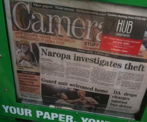 naropa embezzled embezzle embezzlement