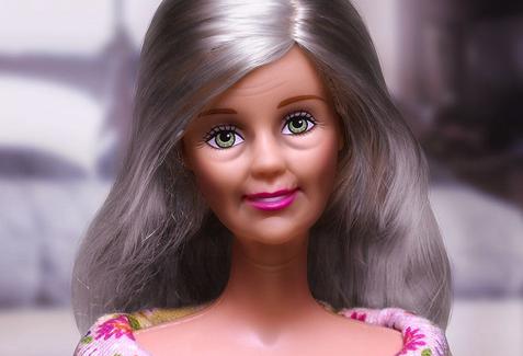 barbie old