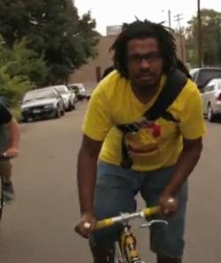 denver hipster suck my ballz fixie bike funny video