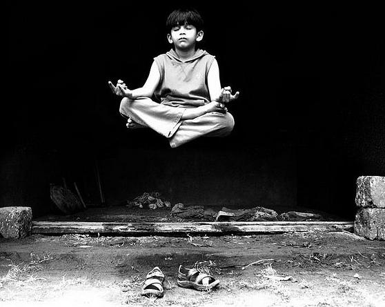 meditation, boy, yogi, fulfillment