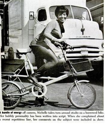 star trek bicycle