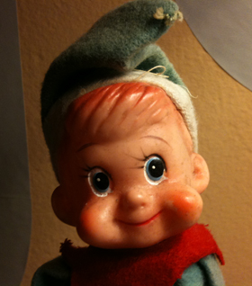 Lovely Creepy Elf