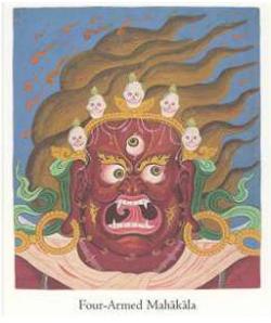 "mahakala dharmapala ""four karmas"""