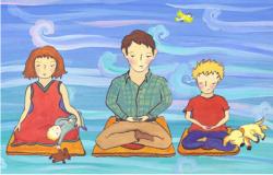 how to meditate instruction meditation