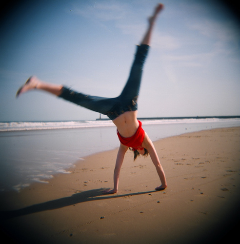 cartwheel by fminus courtesy FlickrCC