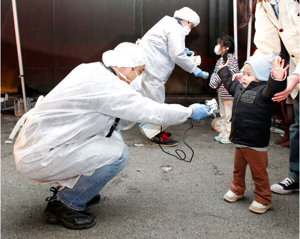 fukushima nuclear child