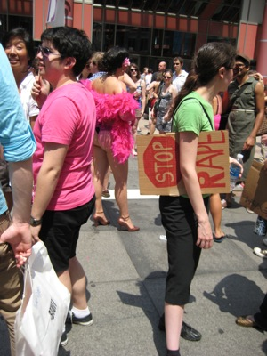 SlutWalk Chicago