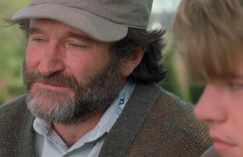"good will hunting ""robin williams"""