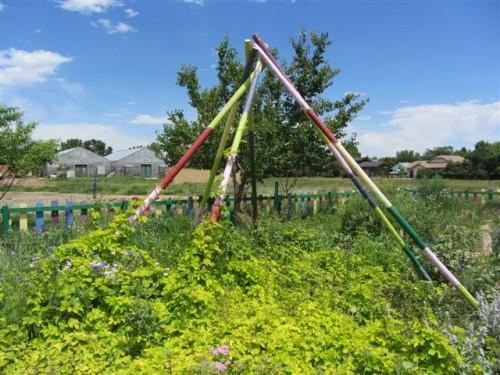 Childrens Peace Garden