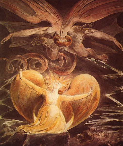 William_Blake Devil