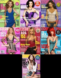 cosmo recycled content