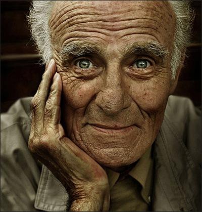 elderly happy funny