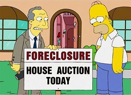 bank of america foreclosure