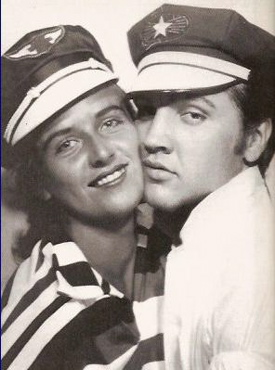 Elvis and June