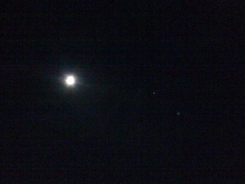 Full Moon at Burning Man