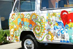 hippievan