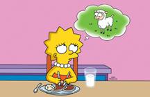 lisa-vegetarian