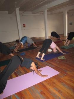 candlelight yoga shakti