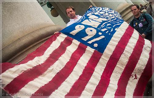 99 percent flag
