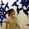 My Hummingbird Sky installation Nov 2011