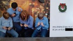 texting christmas