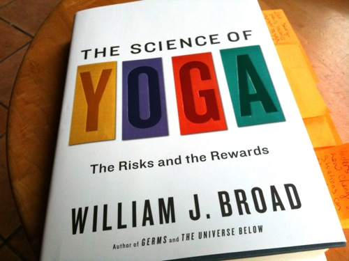 The Science of Yoga by William J Broad