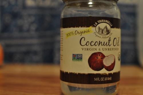 Coconut oil by Matt Wallace