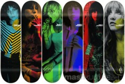 Girls Skateboard Decks