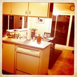 My Life in Pictures: Day 8 - Clean Kitchen