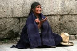Beggar by Peter Kojin