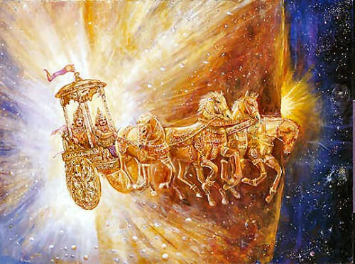 Vedic Sun Chariot