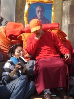 Indefinite fast for Tibet Day 22