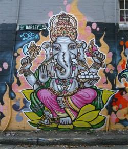 Ganesha the Elephant God