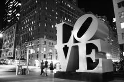 Love, Midtown, New York City, NY