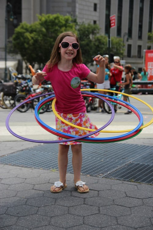 Summer Streets 2011: Foley Square Play Zone