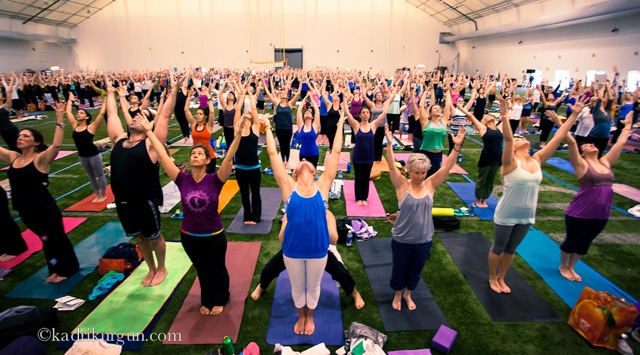 Yoga Reaches Out Bay Area Yogathon to Support Children. | elephant ...