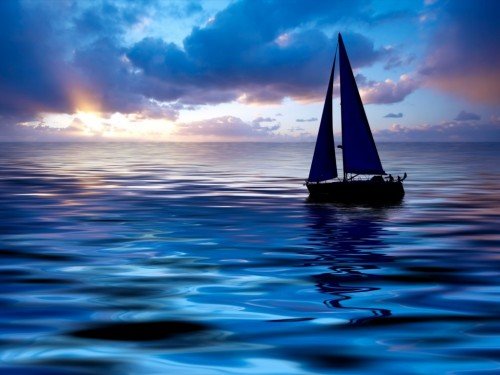 sailing-boat-at-sunset
