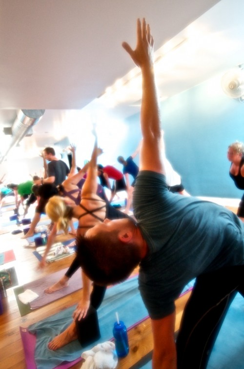 Amazing Yoga Class Shots 28