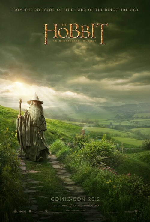 the hobbit poster movie