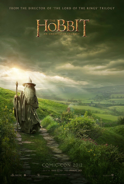 the hobbit poster movie