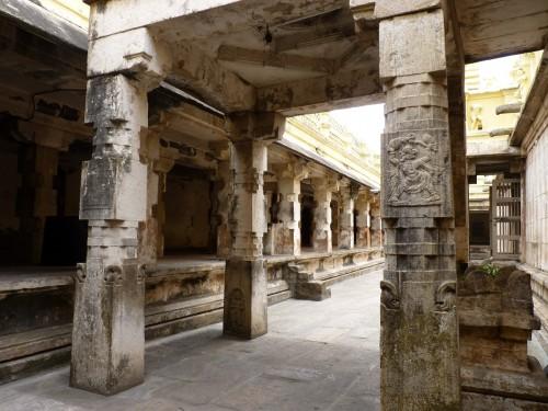 Visnu Temple in Melukote, South India
