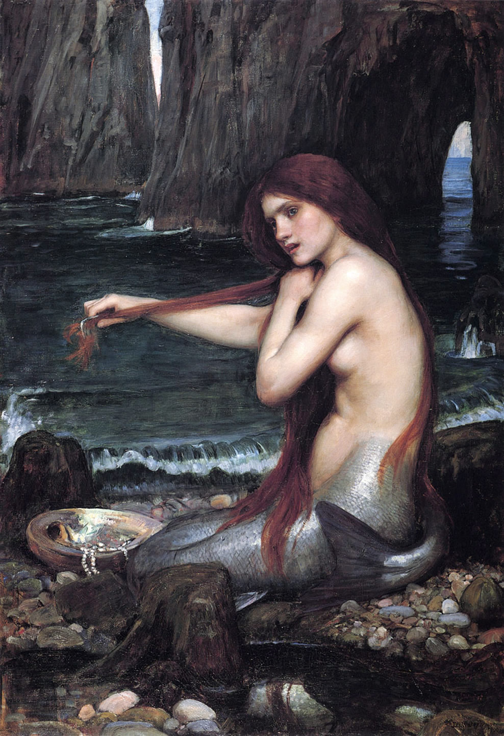 http://upload.wikimedia.org/wikipedia/commons/2/2a/Waterhouse_a_mermaid.jpg?uselang=es